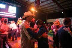 The Shea Center Annual BBQ Dancing